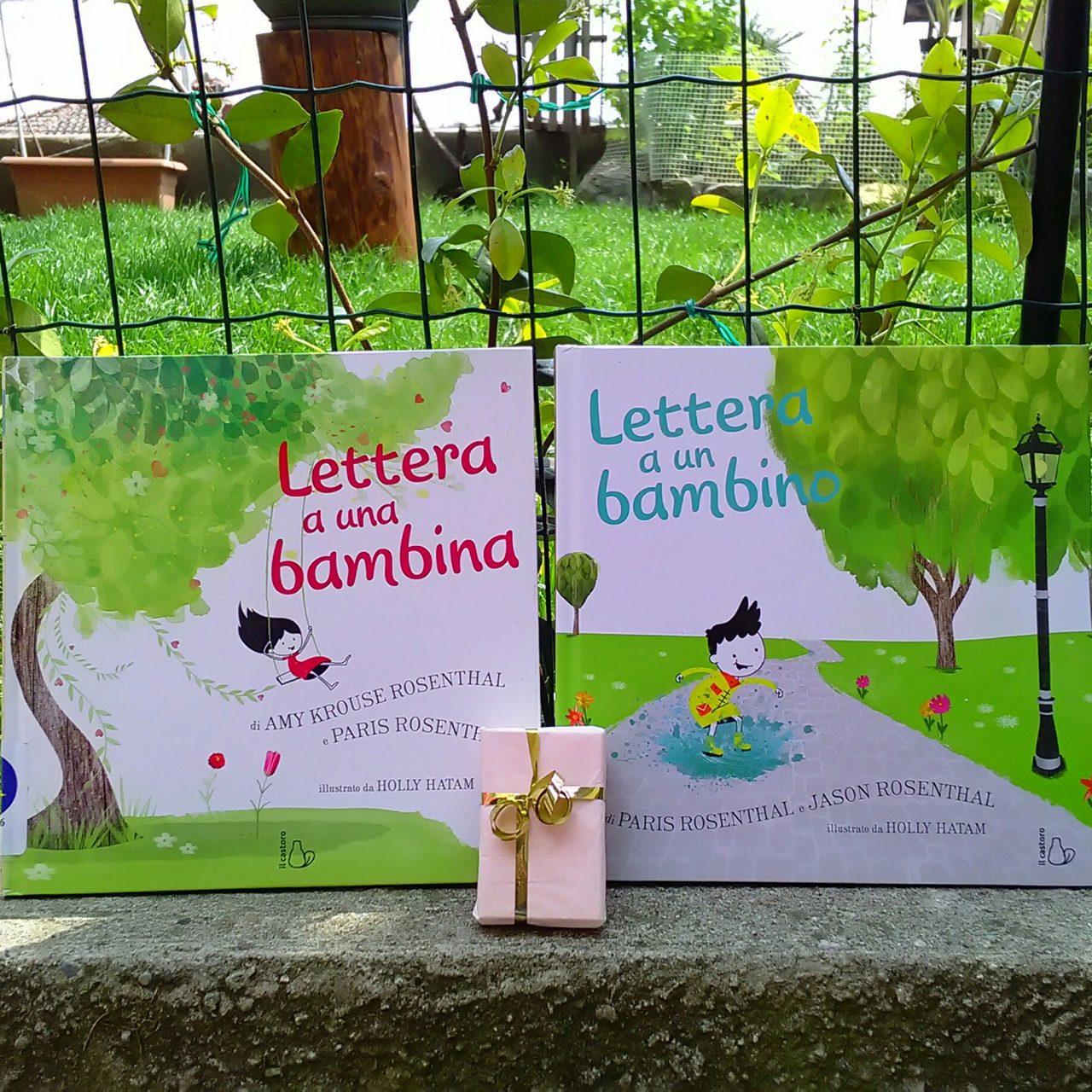 Lettera a una bambina / Lettera a un bambino